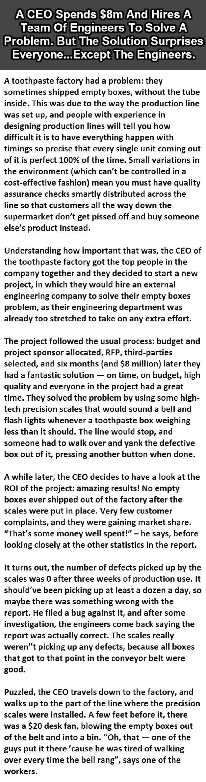 Engineers will understand