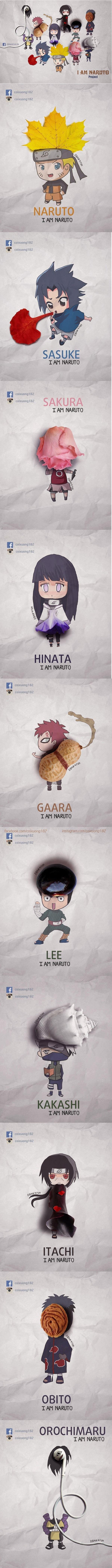 Naruto's characters