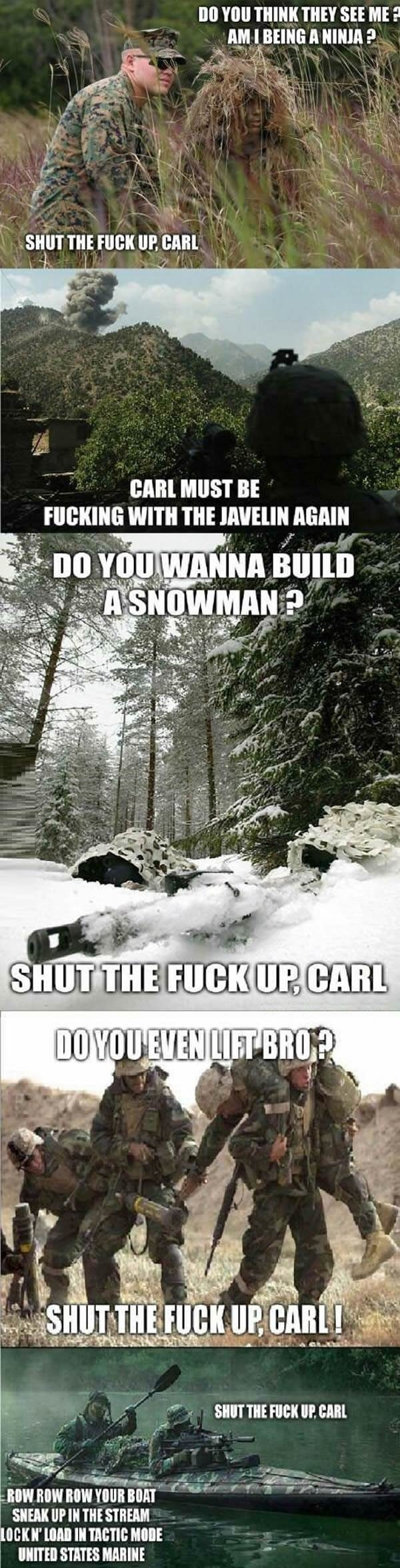 Dammit Carl!