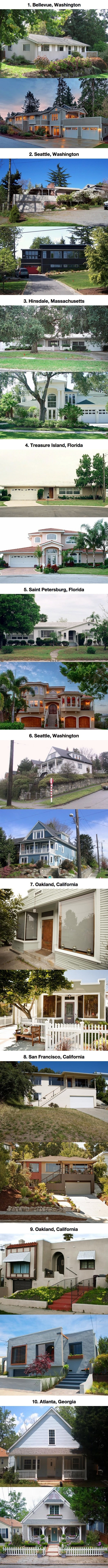 Amazing home remodels