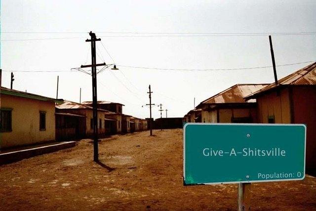 Give-A-Sh*tsville
