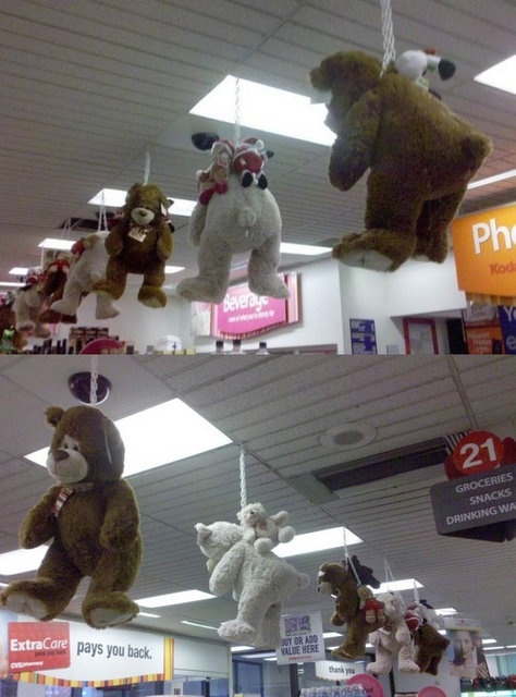 Saddest Toy Store Ever