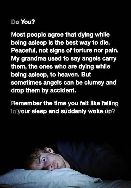 Never gonna sleep now!