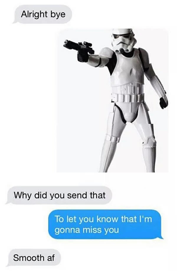 Smooth lvl Stormtrooper