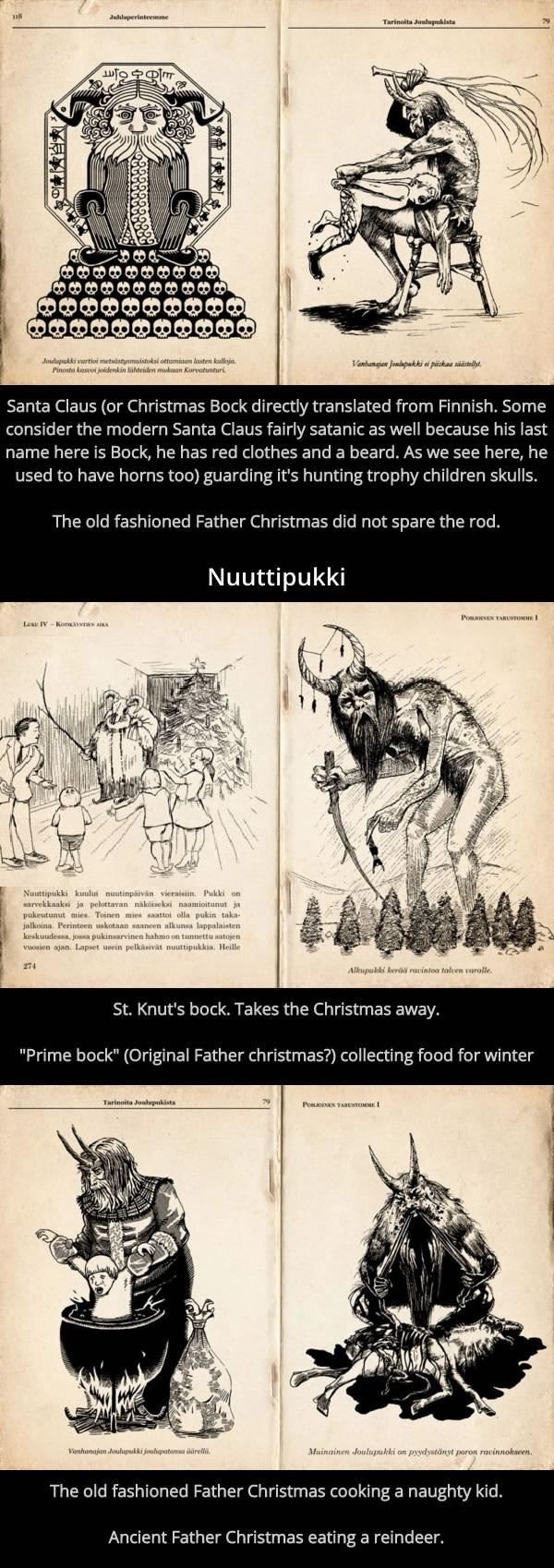 Original Santa Claus
