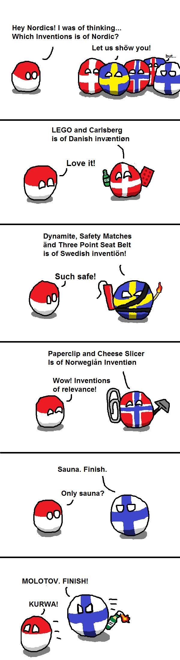 Nordic inventions