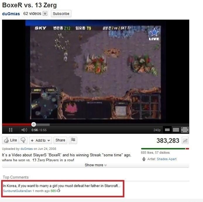 Epic Comment Lvl 98