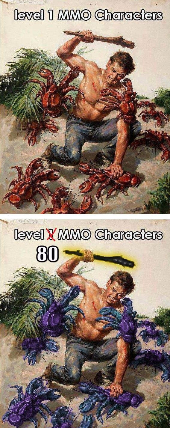 Typical MMO