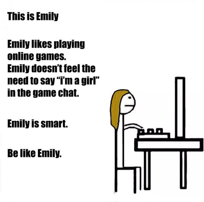 Be like her