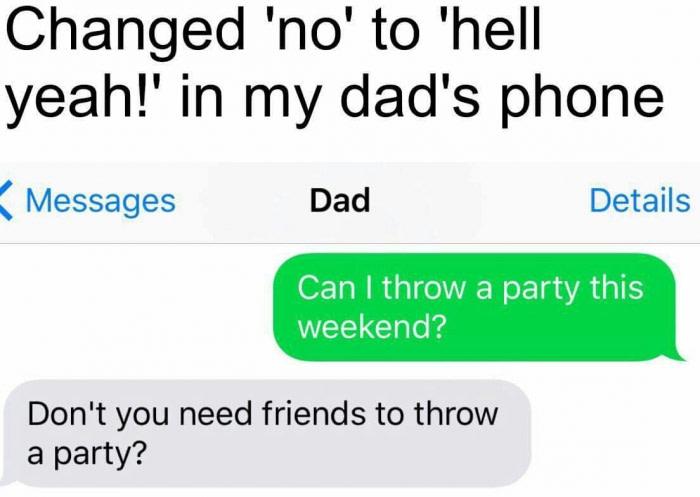 savage dad