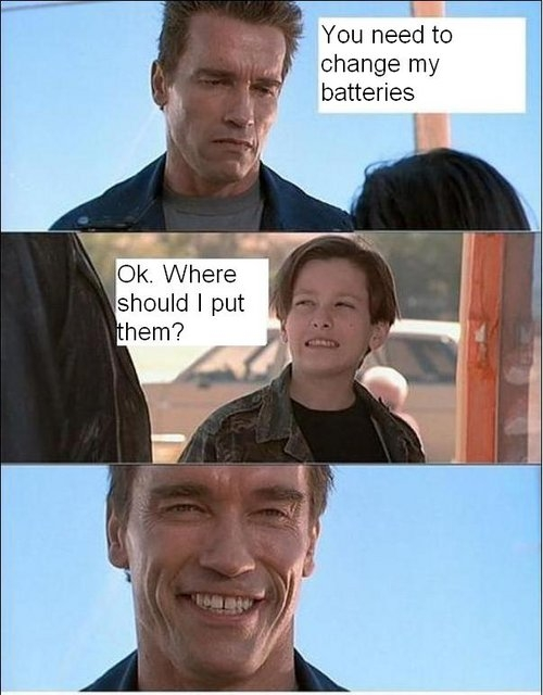 Oh Arnold!