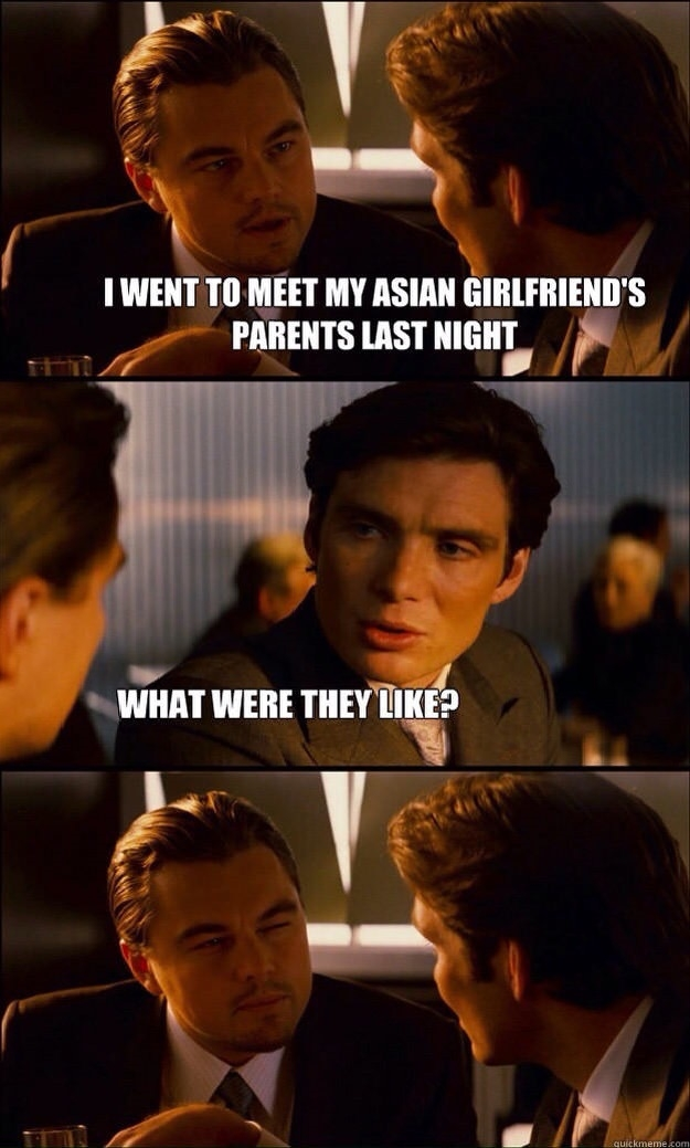 Just Asian things