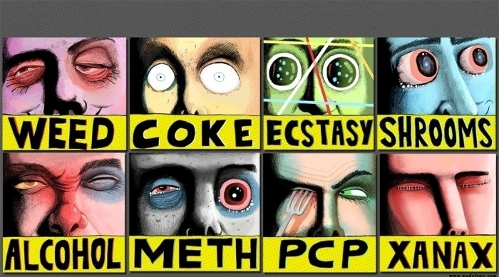 Your Eyes On Drugs