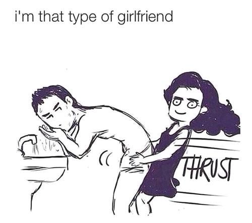 perks of dating me meme
