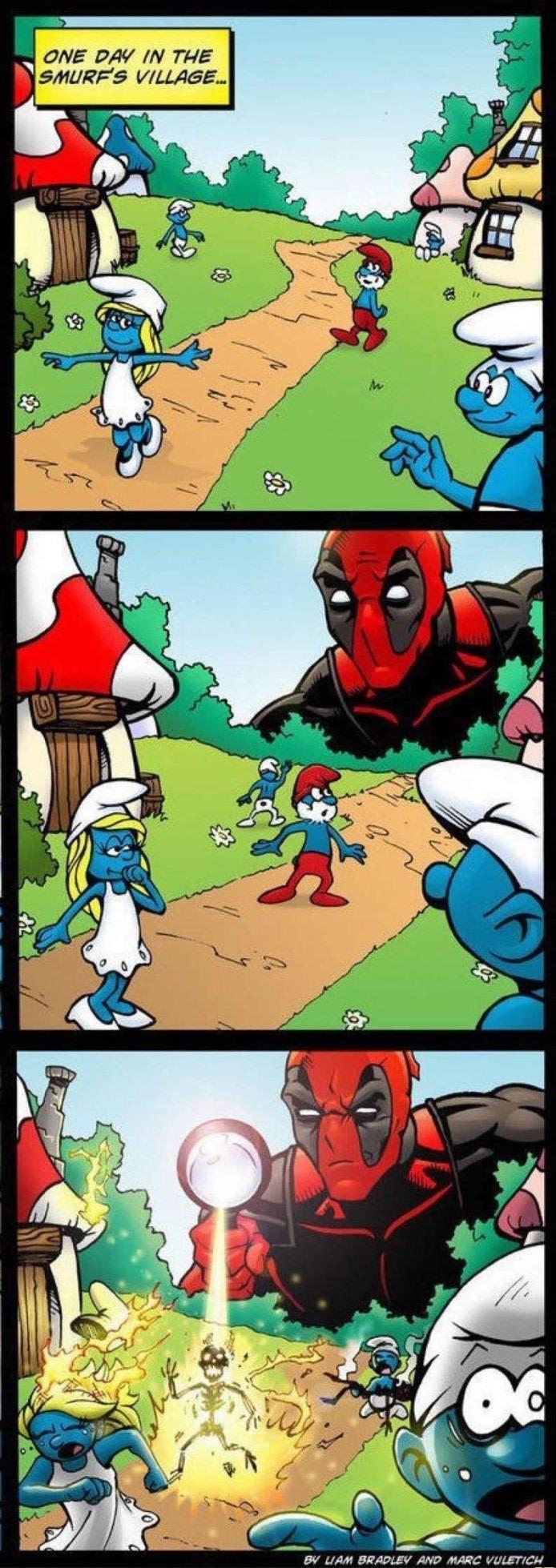 A**hole Deadpool