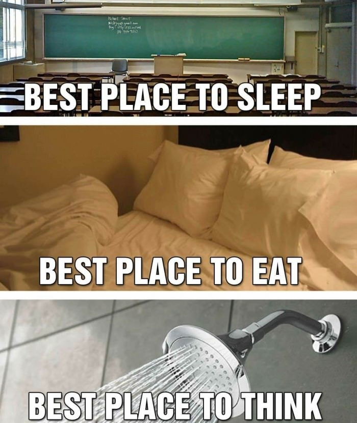 Best place to...