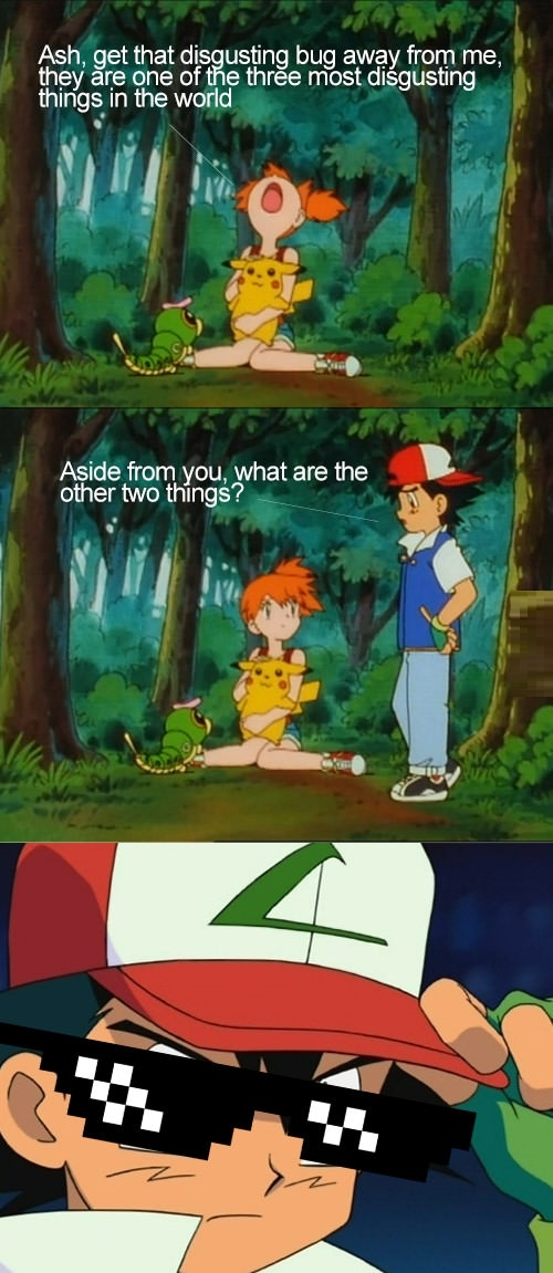 2017 fashion quotes - Ash Is A Straight Up Savage