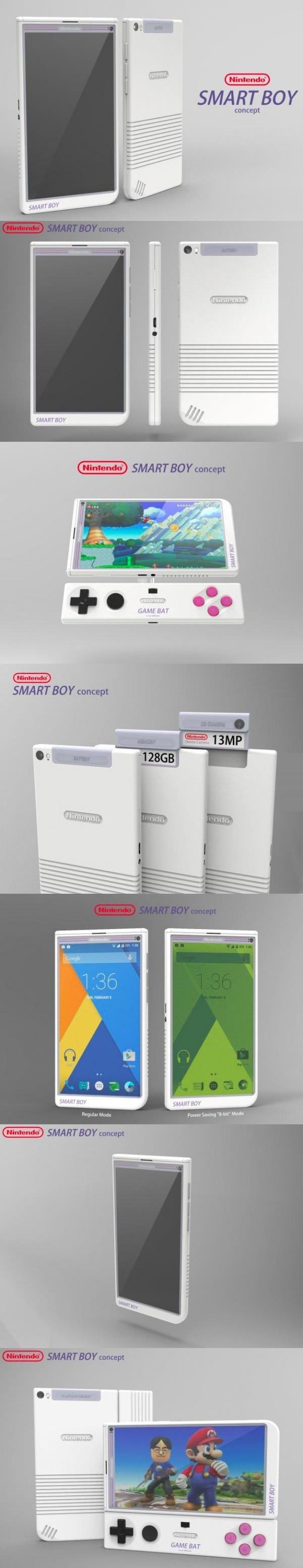 If Nintendo made a smartphone