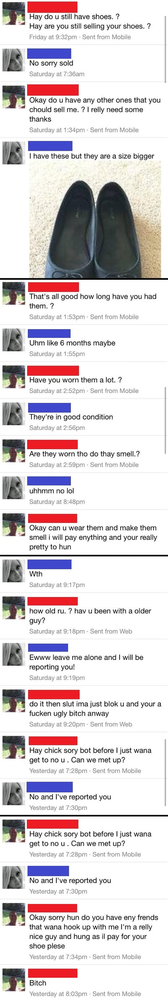 Can you wear them and make them smell