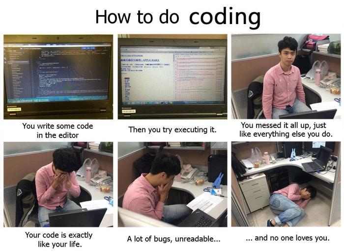 Coder Life
