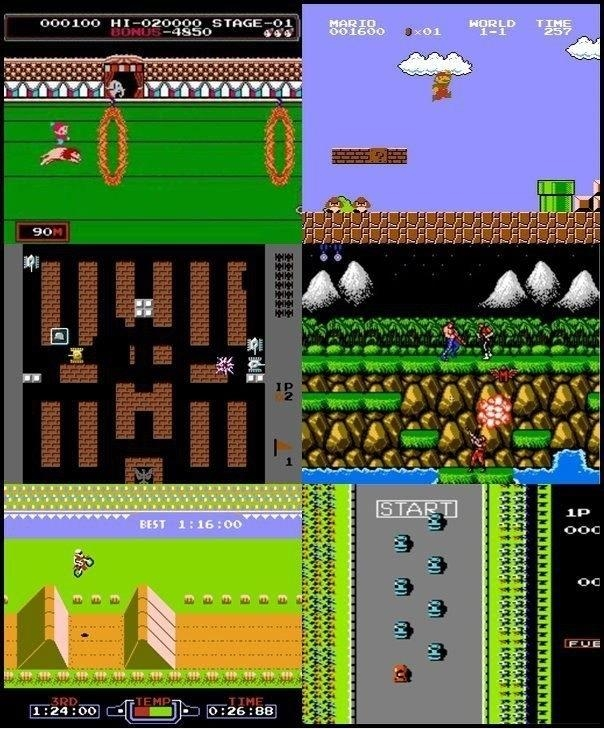 Childhood games