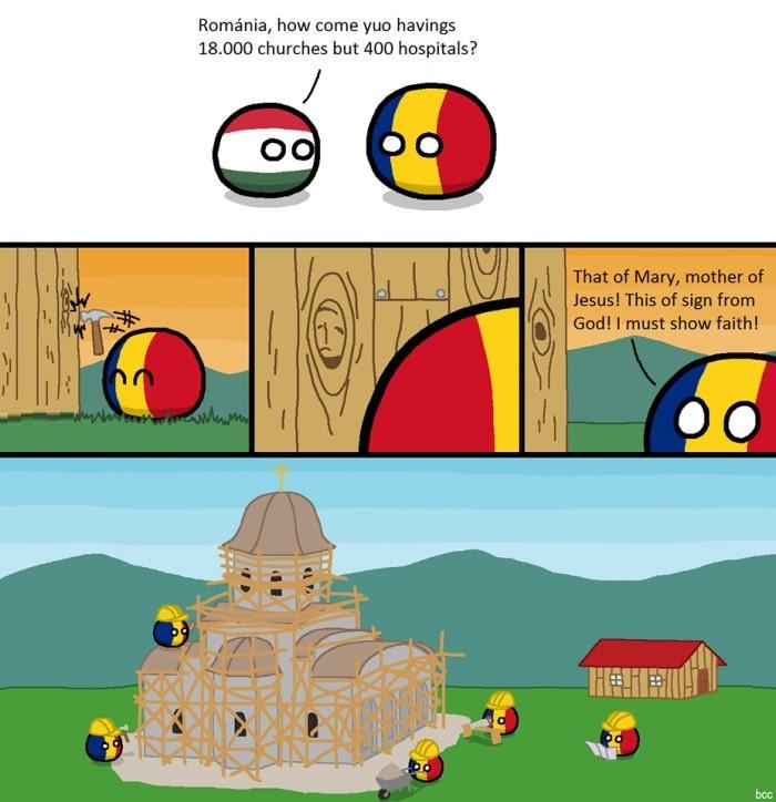 Oh Romania..