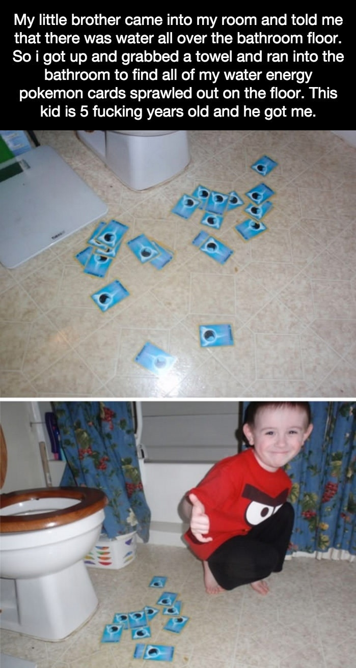 This kid is going places