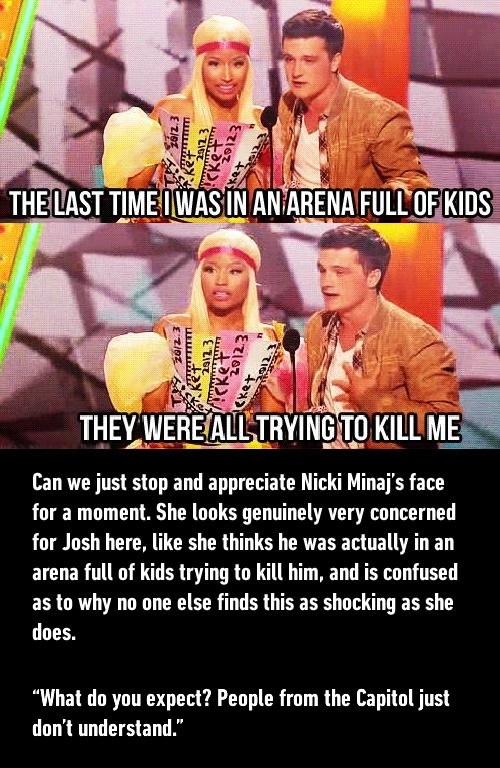 Oh, Nicki