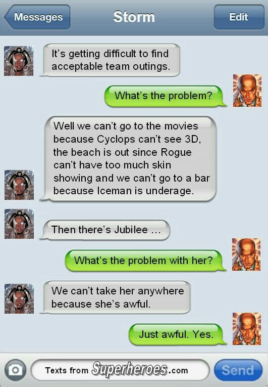 I actually liked Jubilee