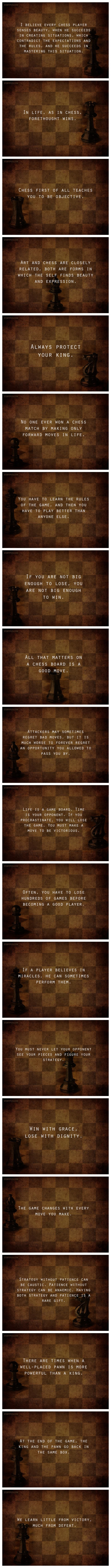 Interesting facts chess can teach you