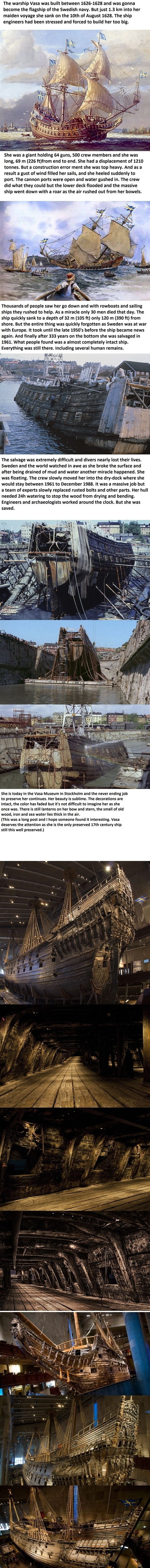A post for ship history lovers out there