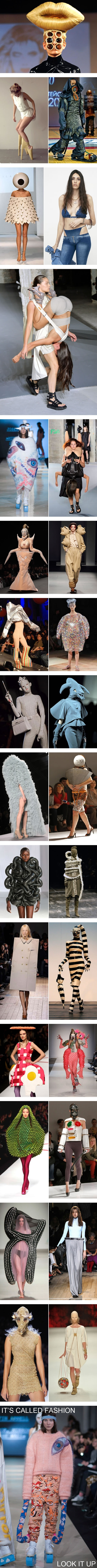 I know nothing about fashion and I don't want to know