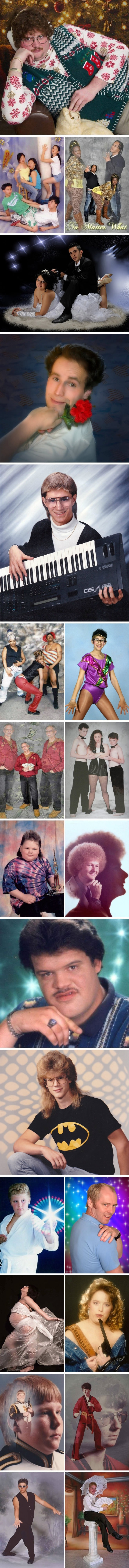 Low-budget glamour shots