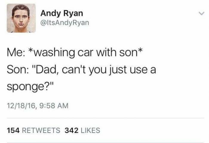Dad pls..