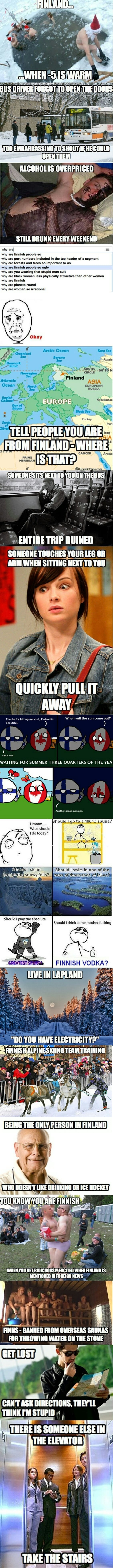 Just Finnish things