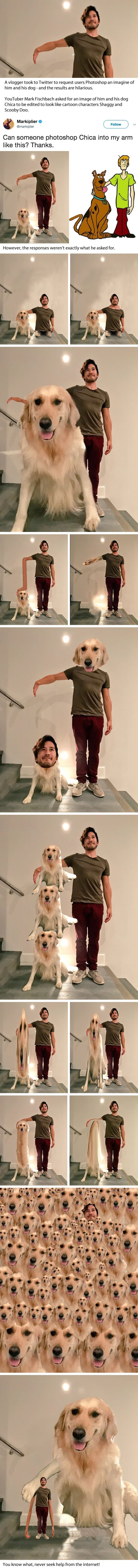 Mark Fischbach Sparks photoshop battle