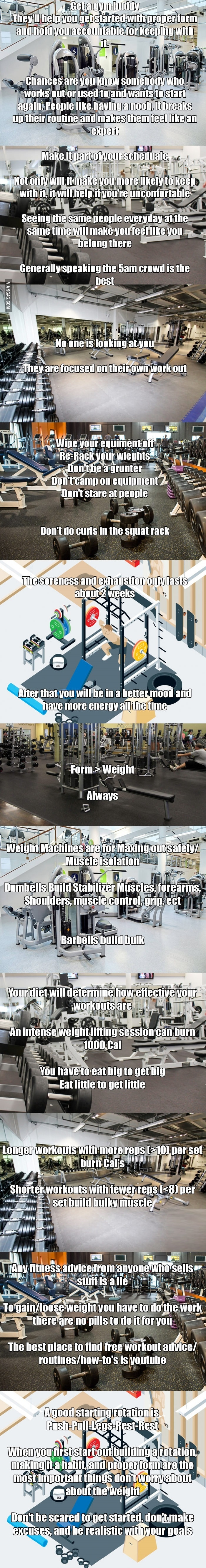 What to work out