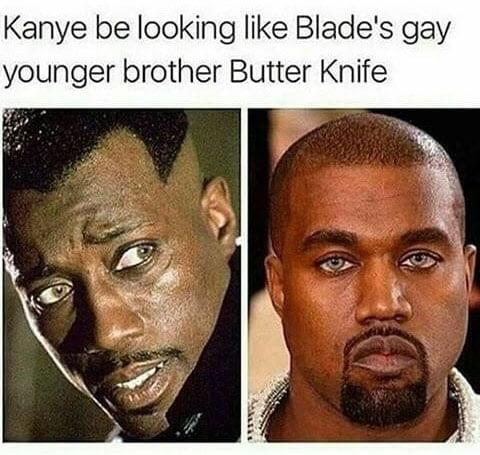 Ganz schon Blade