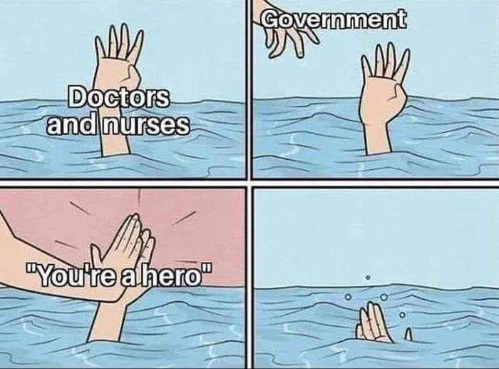 Sad reality