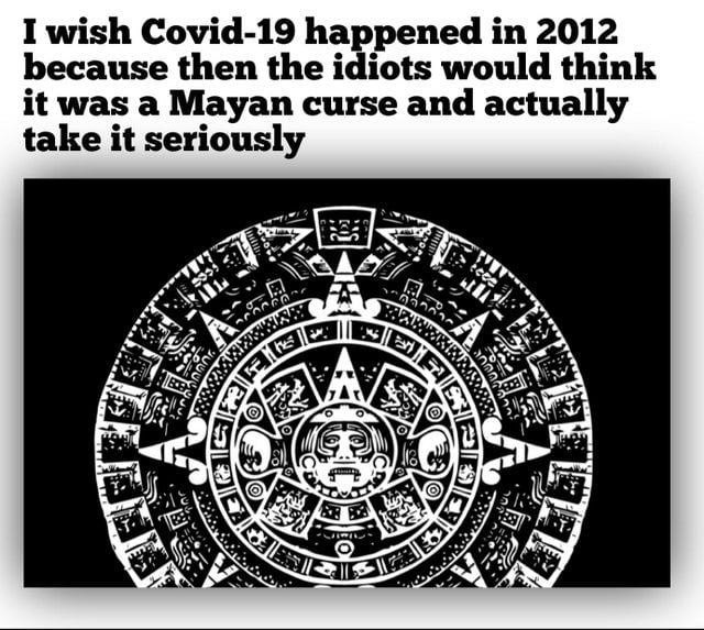 Covid-19 in year 2012