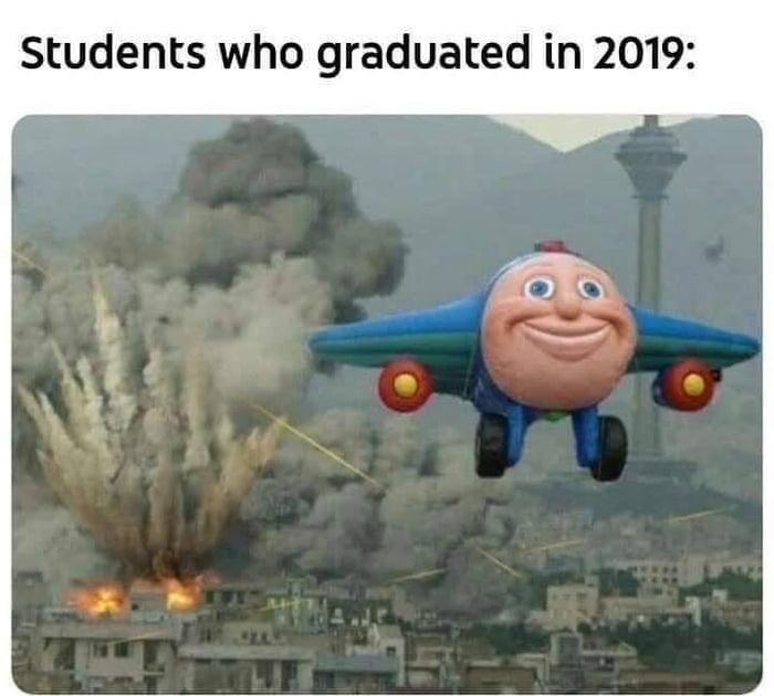 Graduates from 2019