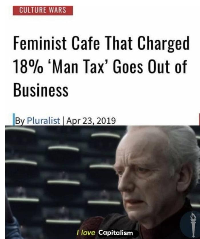 Feminist cafe