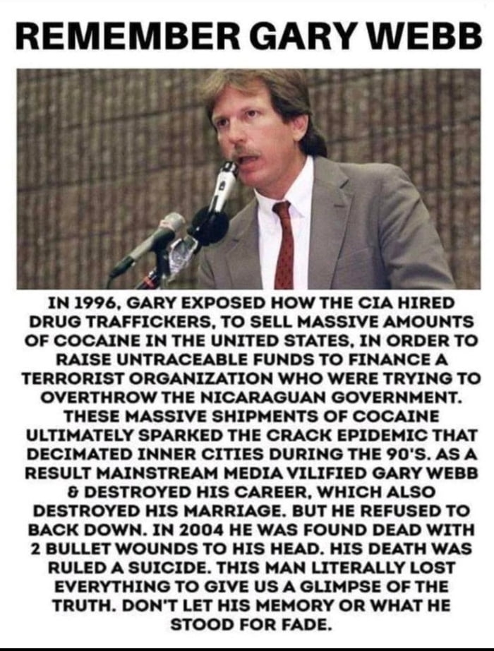 Remember Gary Webb