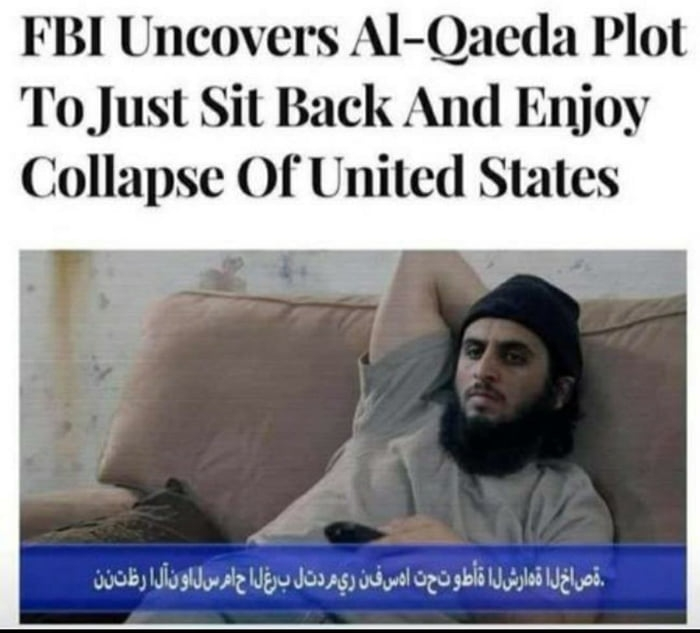 FBI uncovers Al-Qaeda plot