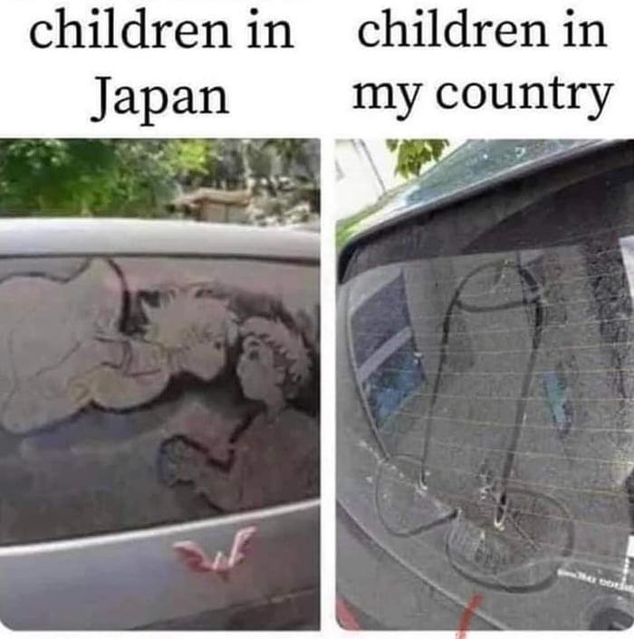 Children in Japan