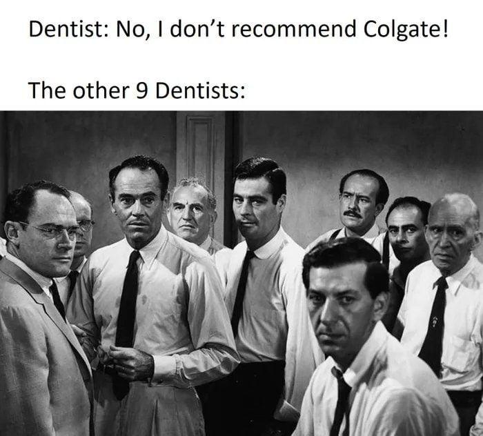 Recommending Colgate