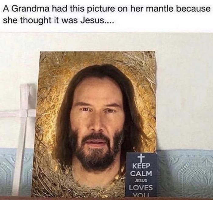 Ahh grandma