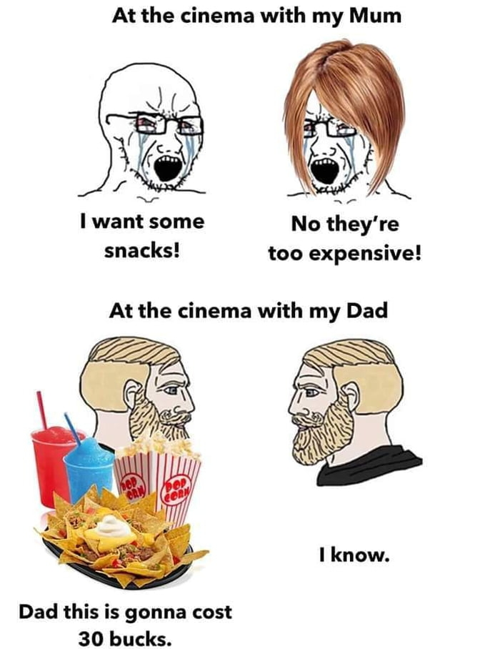 At the cinema