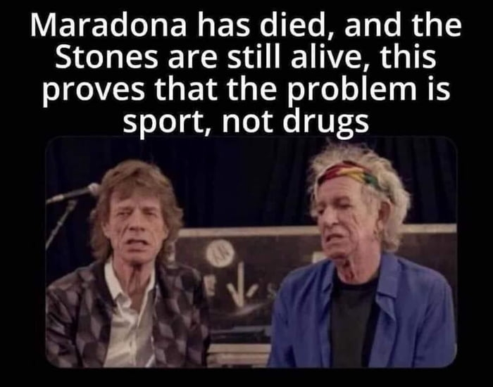 Drugs is not the problem