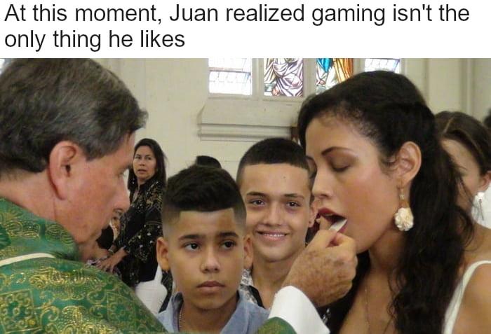 It takes Juan to know Juan